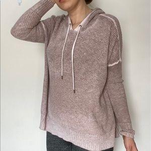 AEO Distress Knit Sweater